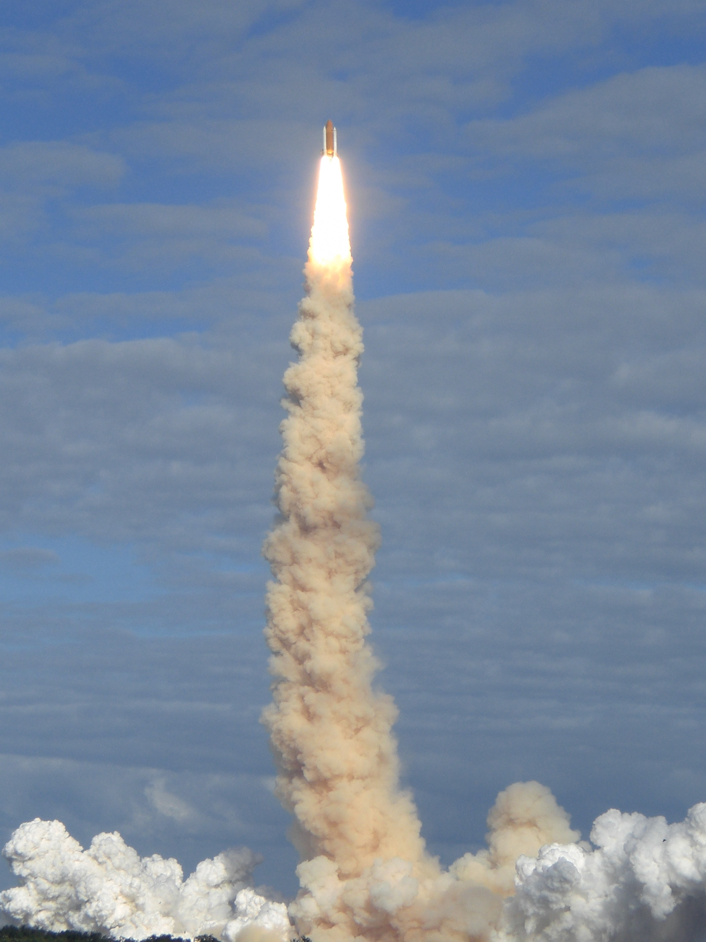 Space Shuttle Atlantis Launch: In Pictures - Adventures ...