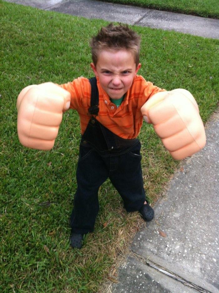 Wreck-It Ralph success for Halloween! - Adventures with Jen Cook