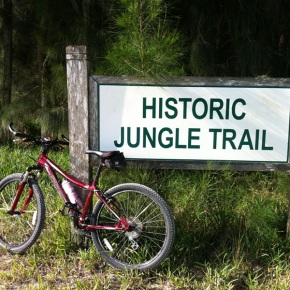 Vero Beach's Historic Jungle Trail. More at http://mrsjennifercook.om