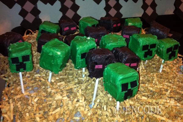 Minecraft-Creeper-CakePops
