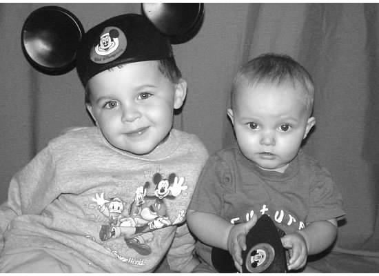 Mickey Mouse boys