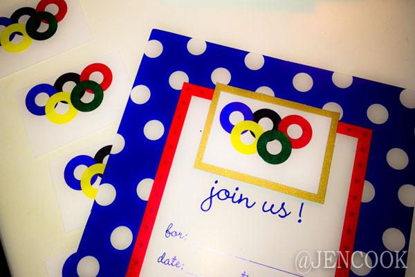 Olympic Invitations